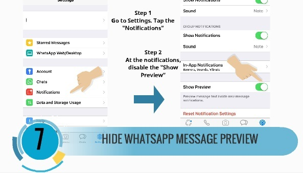 hide whatsapp message preview 7