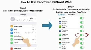How To Use Facetime Without Wi Fi My Instant Messaging